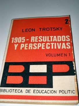 1905 Resultados Y Perpectivas Leon Terotsy Tomo 2