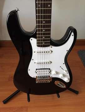 Guitarra electrica + Forro