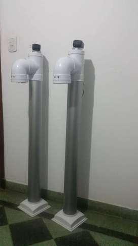 Dispensers de alcohol sanitizante automatico