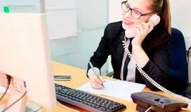 Busco empleo como Auxiliar Administrativo/ Recepcionista