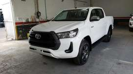 Toyota Hilux - Servicio Especial - Entrega inmediata