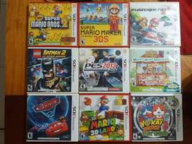 Juegos 3ds/2ds