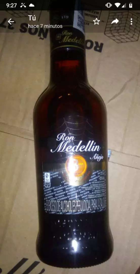 Medellín añejo 3 0