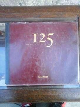 esso libro 125 aniversario