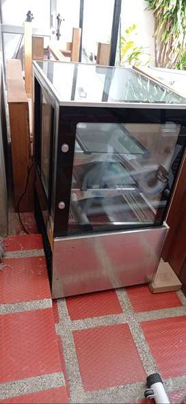 Vitrina. Refrigeración
