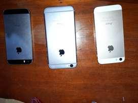 Iphone para repuesto 6S 5E y 5