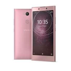 Celular Sony Xperia L2 32gb Rosa
