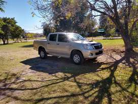 Toyota Hilux DX Pack 2015