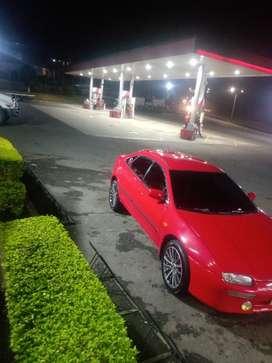 Mazda alegro cola de pato hasbac