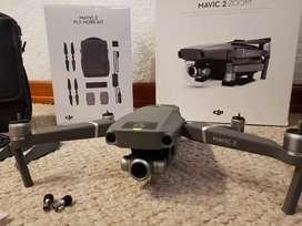 DRONE DJI MAVIC 2 ZOOM, FLY MORE COMBO, VERSIÓN ORIGINAL DJI, NO ES REFURBISHED, NUEVO