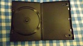 Cajas Porta Cd-dvd Nuevas por Lote