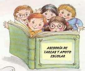 Asesoría en tareas escolares