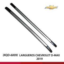 LARGUEROS CHEVROLET D-MAX 2019
