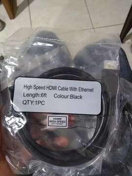 Cables HDMI Nuevos Originales Alta velocidad