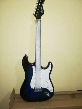 Guitarras  eléctricas nuevas en promoción 295 soles