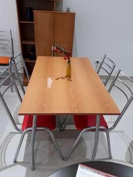 Comedor, juego mesa y sillas, Cocina Salta