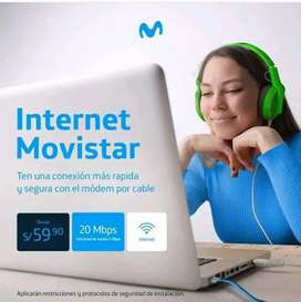 INTERNET PLUS MOVISTAR