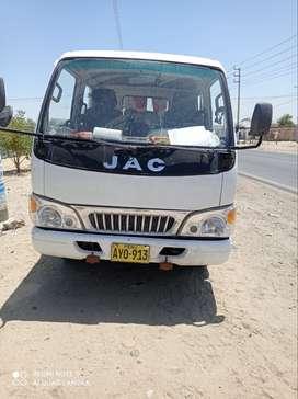 JAC 400 2018