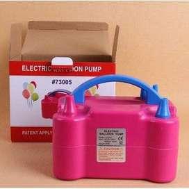 Inflador eléctrico 2 boquillas