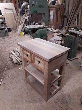 Muebles en Rustico Envejecido