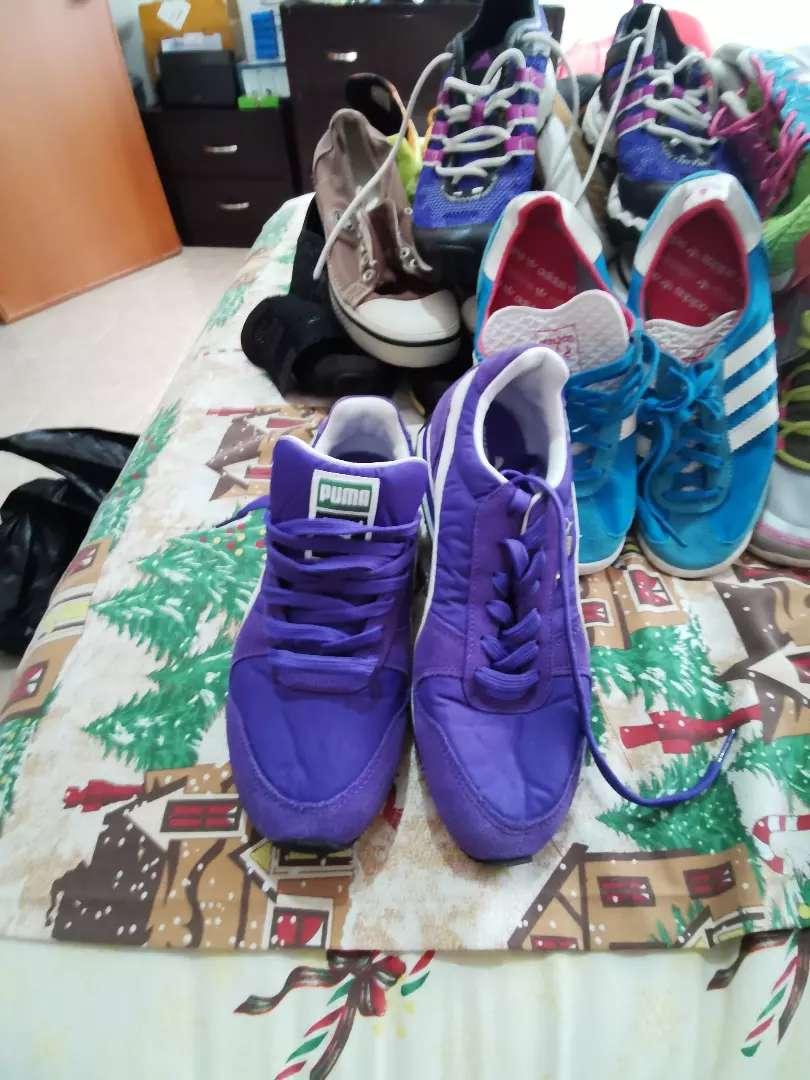 Zapatos puma 0