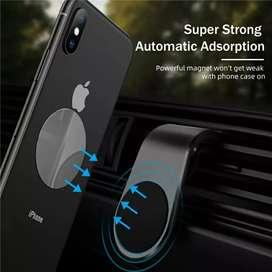 Soporte magnético para celular
