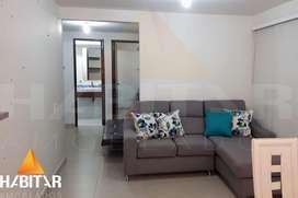 Alquiler Temporal de Apartamento Amoblado en cañaveral, Bucaramanga