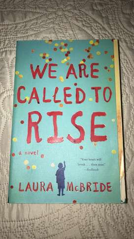 """Libro en Ingles """"We Are Called To Rise"""""""