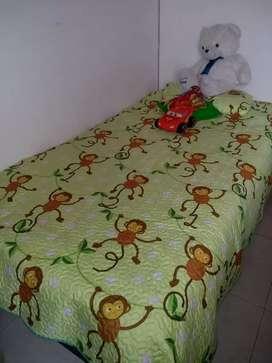 Base cama + colchoneta