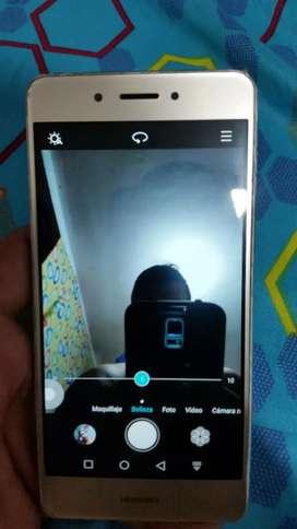 Vendo Huawei p9 lite smart con huella excelente estado