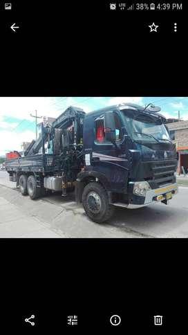 Venta Camion Grua