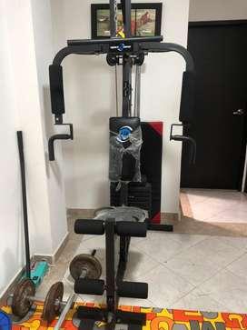 Maquina multifuncional gym