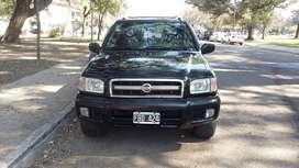 Nissan Pathfinder 2005 V6, 3.5 Full Cuero Automática. Excelente Estado. Con GNC 5ta generación.