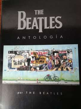 Libro THE BEATLES Antología