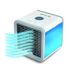 Aire acondicionado personal arctic  aire luz led