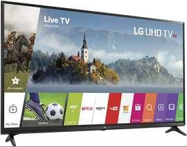 "Smart TV LG 43UJ6300 4K UHD, 43"" (USADO)"