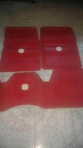 Cubrealfombras de Epoca Ford Taunus