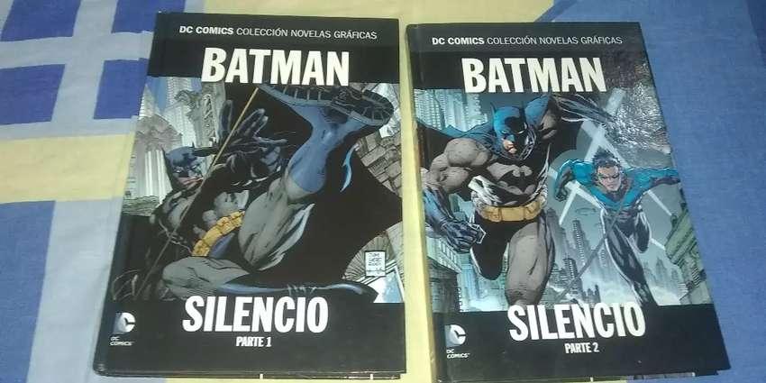 Batman - Silencio (1 y 2) 0