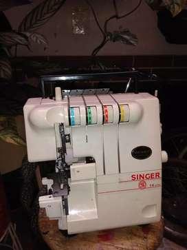 Máquina Fileteadora Singer