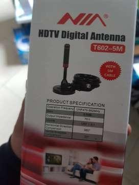 HDTV Digital Antena TDT T602 5m