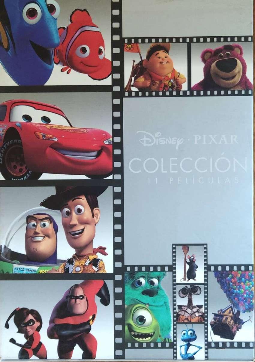 Colección Disney Pixar Dvd
