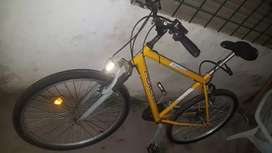 Vendo bicicleta peretti MTB rodado 26 power full 21 velocidades