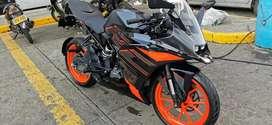 Se vende moto Ktm rc 200 nueva