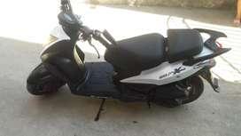 Vendo moto KYMCO AGILITY EXTREME modelo 2015