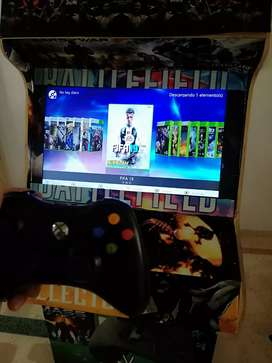 Vendo mueble con TV para xbox o play