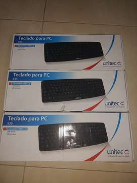 Teclados Unitec