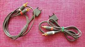 Cable de Sony Ericsson