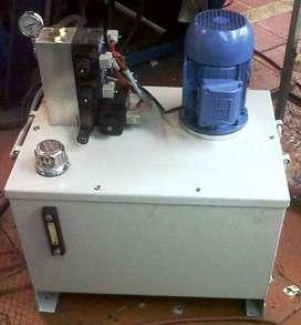 Fabricación de unidades hidráulicas y cilindros hidraulicos