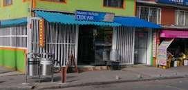 VENTA DE PANADERÍA Y CAFETERÍA ESTUPENDA