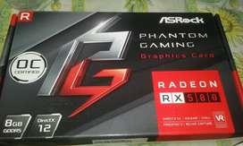 Rx 580 8gb Usada